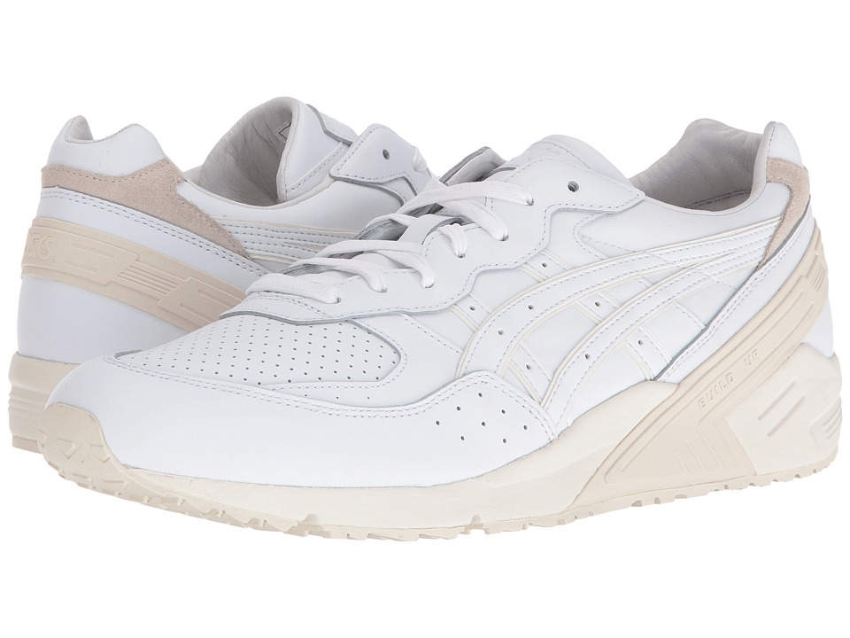 Onitsuka Tiger by Asics - Gel-Sight (White/White) Athletic Shoes