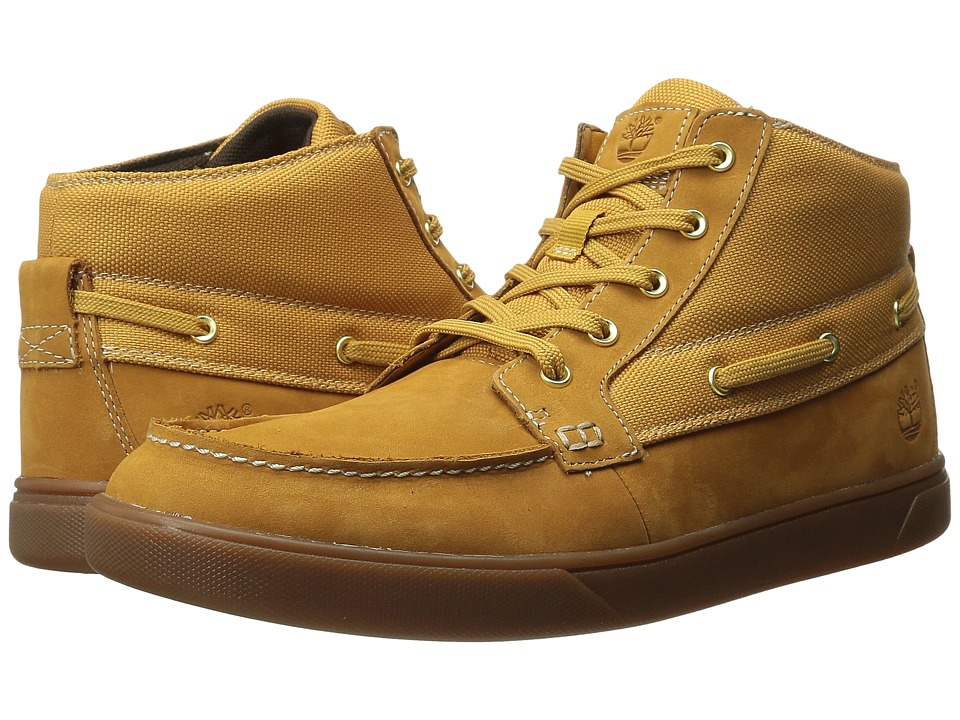Timberland - Groveton Boat Chukka (Wheat) Men