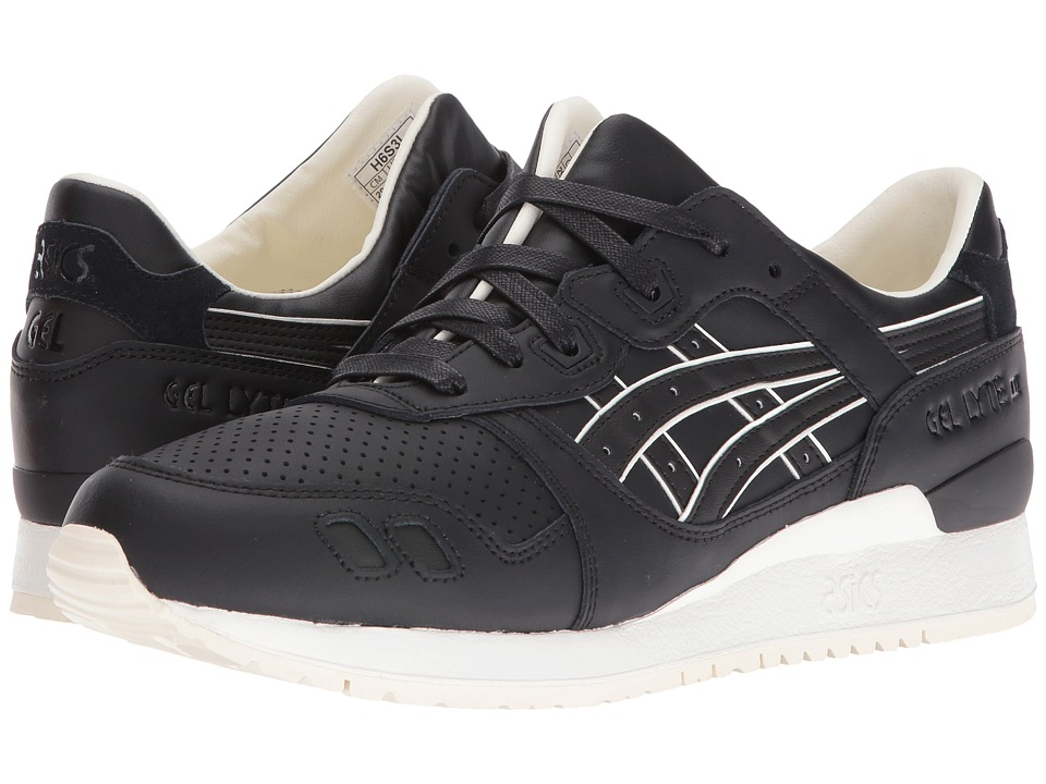 Onitsuka Tiger by Asics - Gel-Lyte III (Black/Black) Athletic Shoes