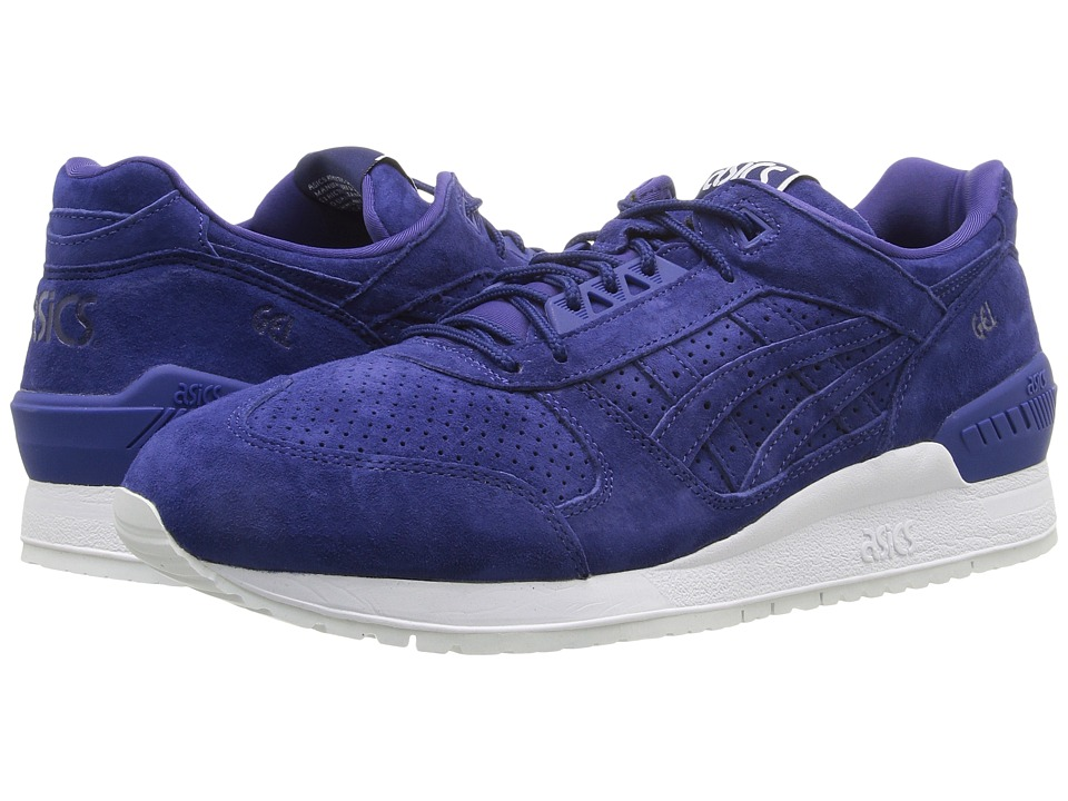 Onitsuka Tiger by Asics Gel-Respector (Blue Print/Blue Print) Athletic Shoes