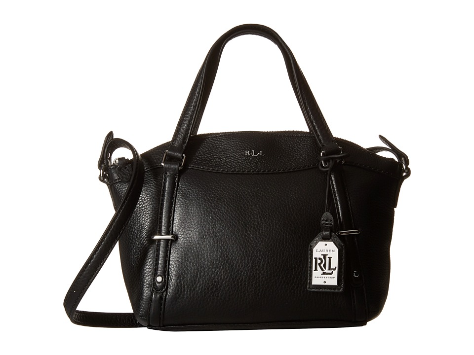 LAUREN Ralph Lauren - Kailee Crossbody (Black) Cross Body Handbags