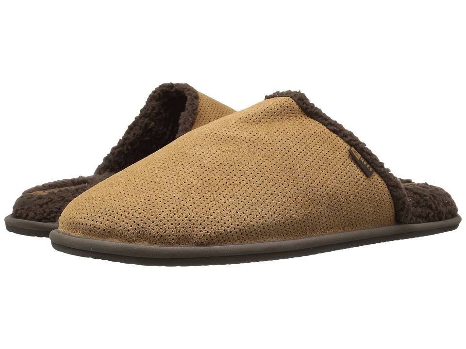 Reef - Ericeira (Brown) Men's Slippers