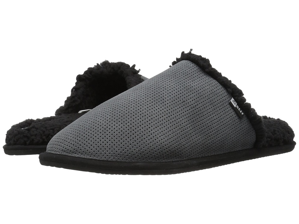 Reef - Ericeira (Black) Men's Slippers