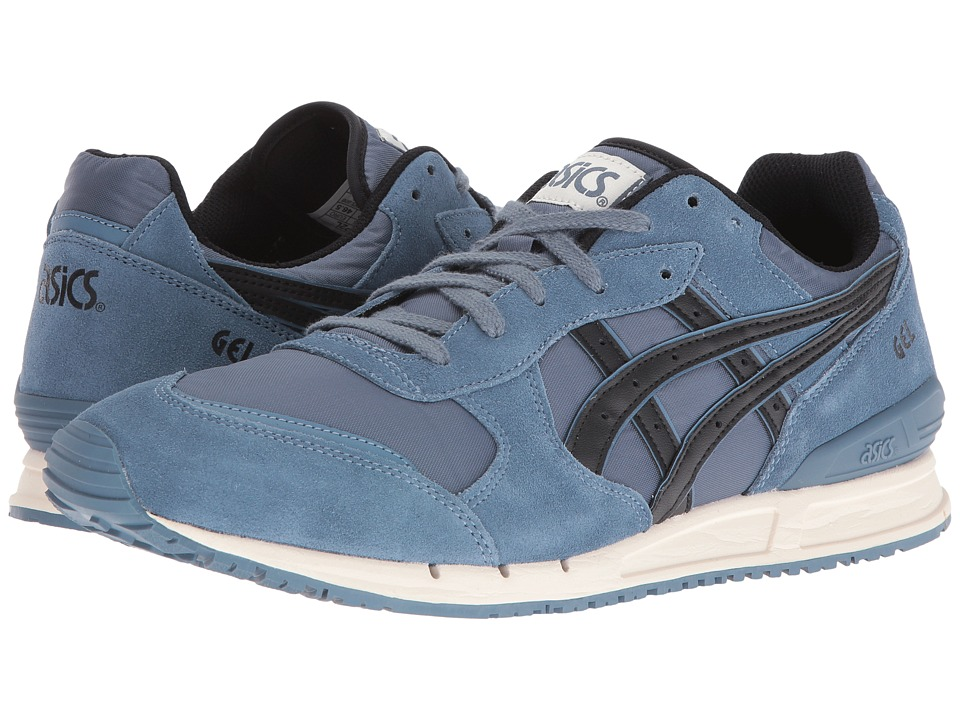 Onitsuka Tiger by Asics - GEL-Classic (Blue Mirage/Black) Athletic Shoes