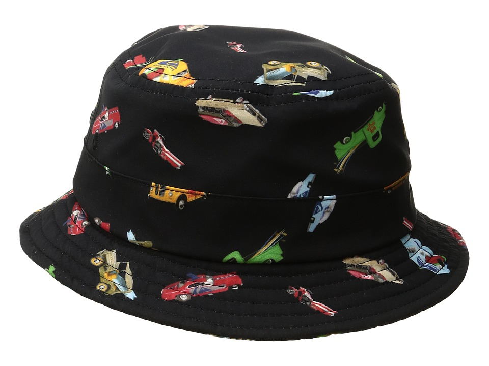 Quiksilver - The Max Bucket Boy Hat (Big Kids) (Black) Bucket Caps