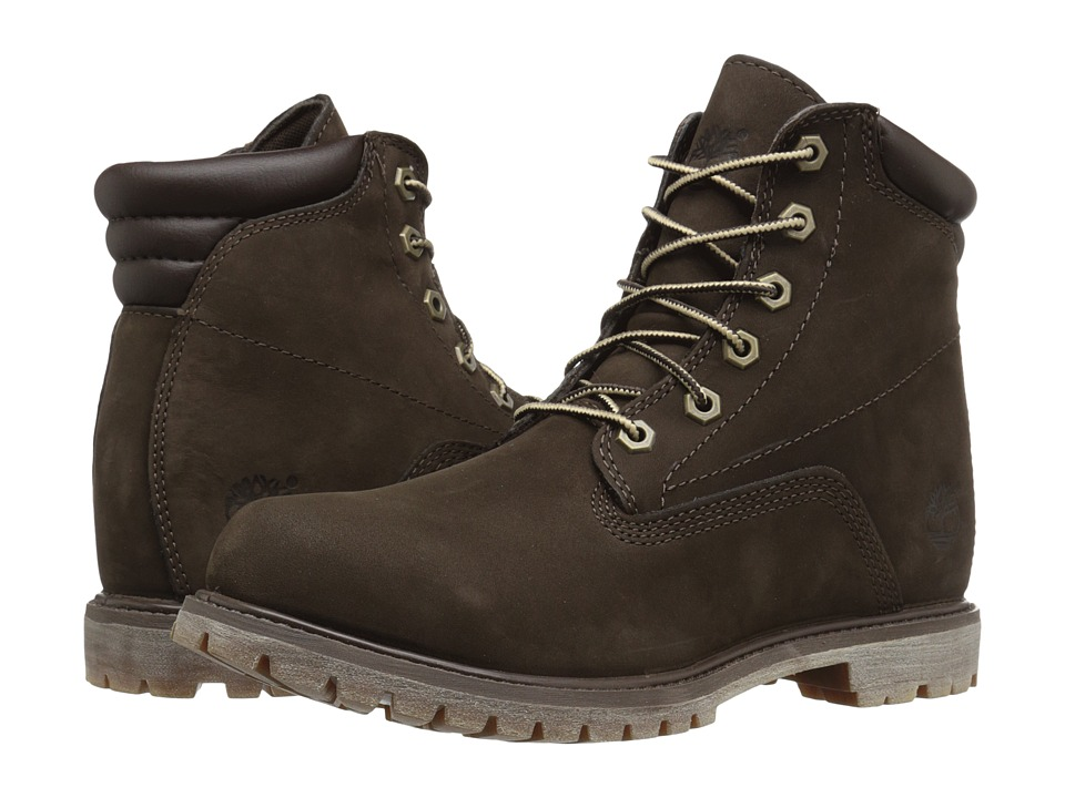 Timberland - Waterville 6 Basic (Dark Brown) Women