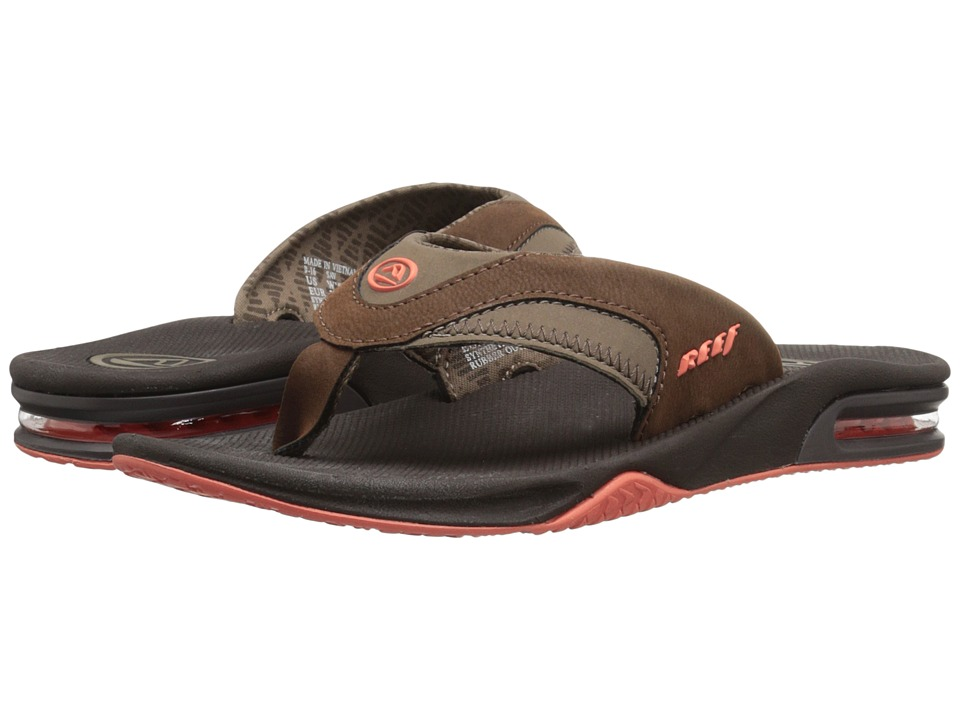 Reef Fanning Lux (Brown) Women
