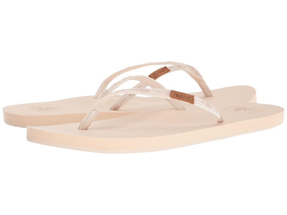 Reef - Slim Ginger (Natural) Women's Sandals