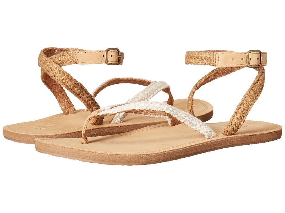 Reef - Gypsy Wrap (Cream) Women's Sandals
