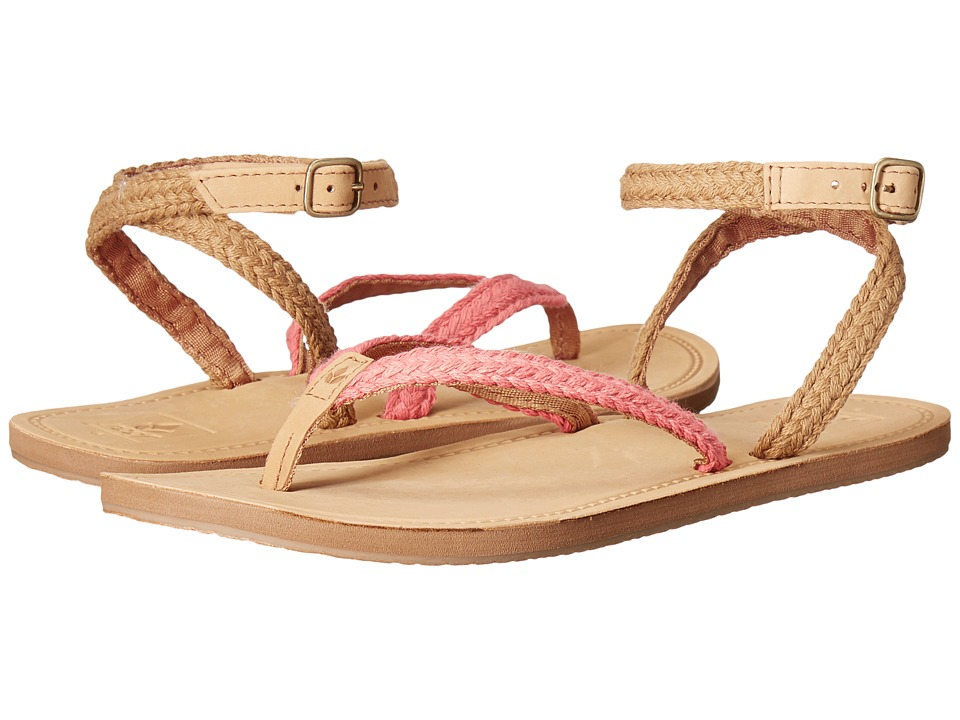 Reef - Gypsy Wrap (Blush) Women's Sandals
