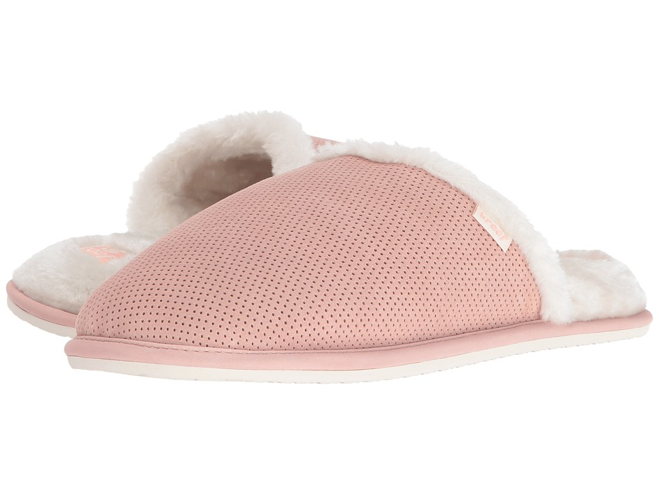 Reef - Cozy Slipper (Dusty Pink) Women's Slippers