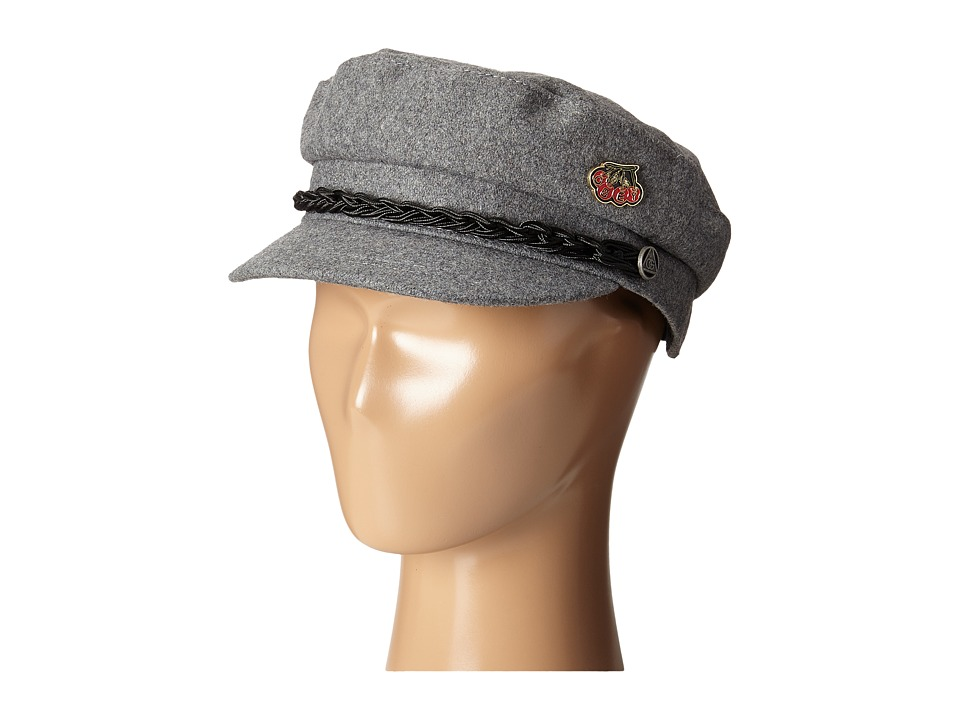 Obey - Hardy Cap II (Heather Grey) Caps