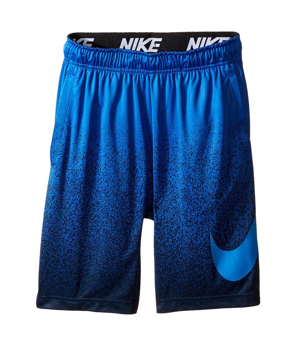 Nike Kids - Dry Training Short (Little Kids/Big Kids) (Game Royal/Photo Blue/Photo Blue) Boy's Shorts