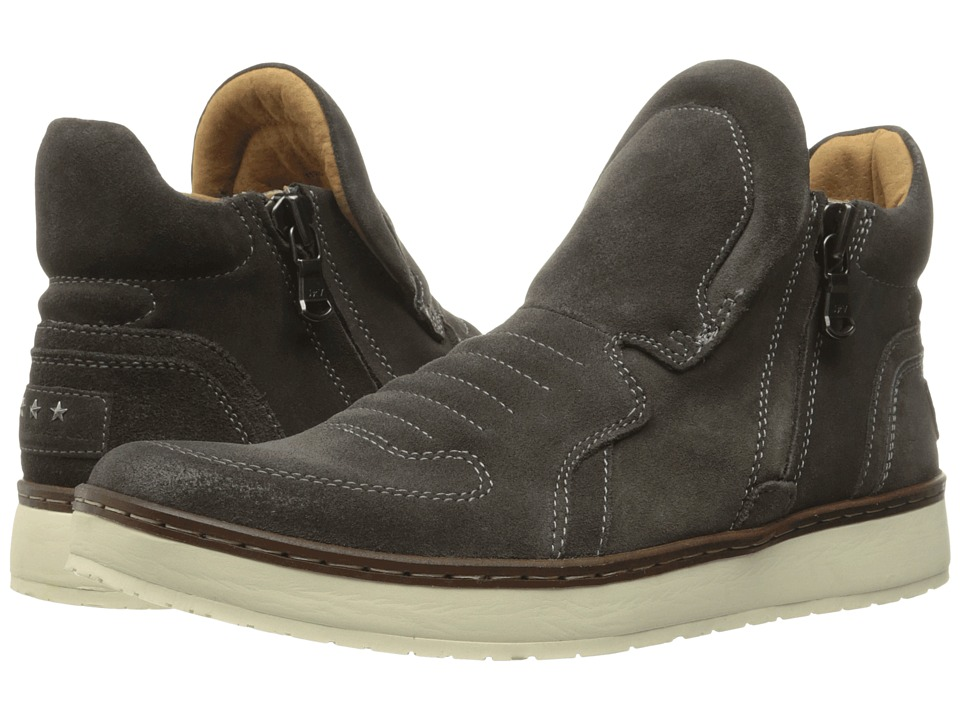 John Varvatos - Barrett Sneaker (Smoke) Men's Shoes