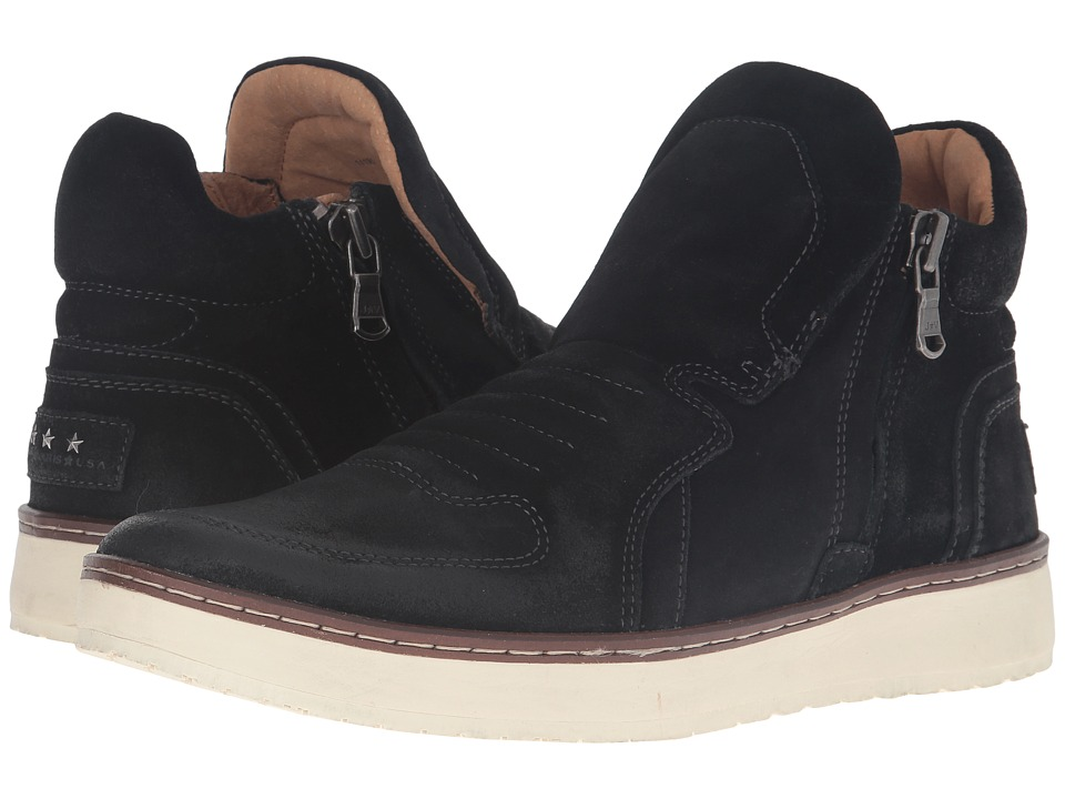 John Varvatos - Barrett Sneaker (Black) Men's Shoes