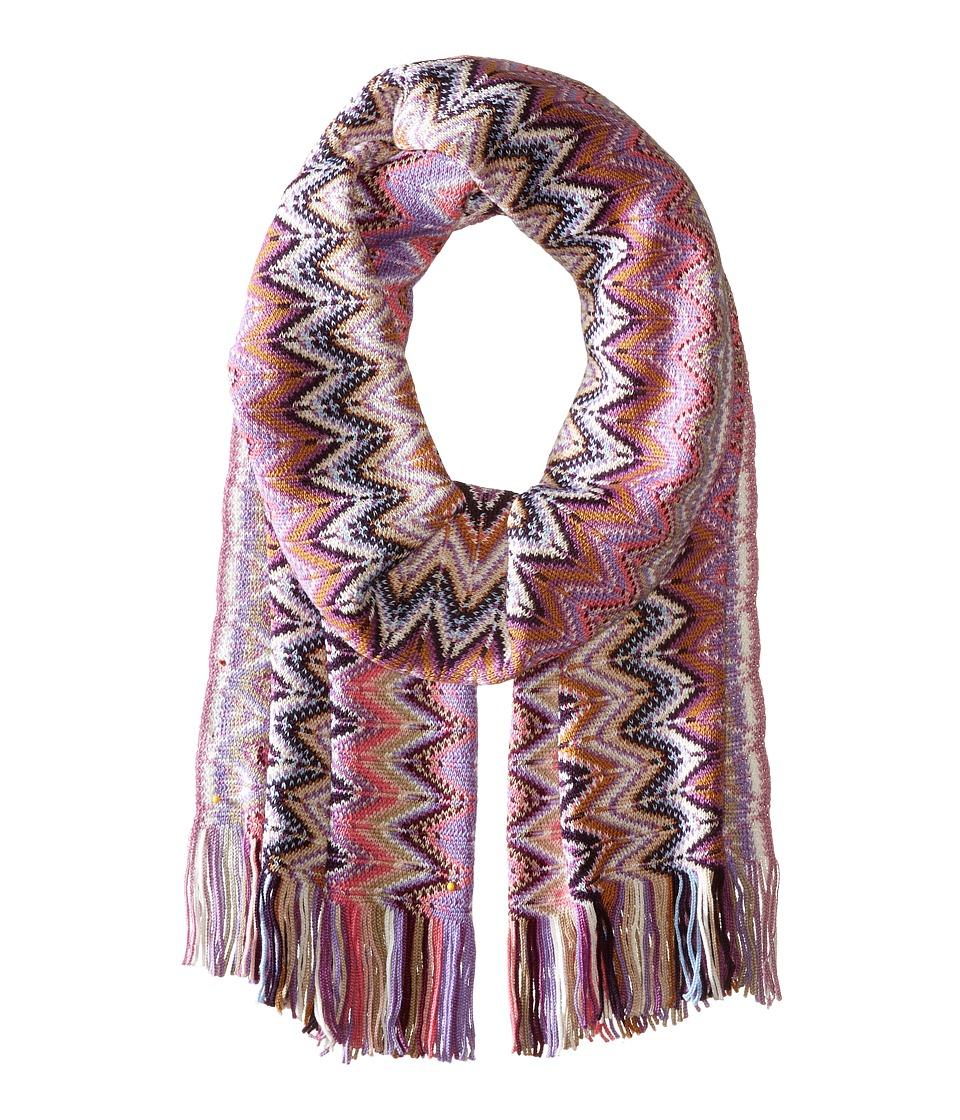 Missoni - SCR5WMD58000 (Pink) Scarves
