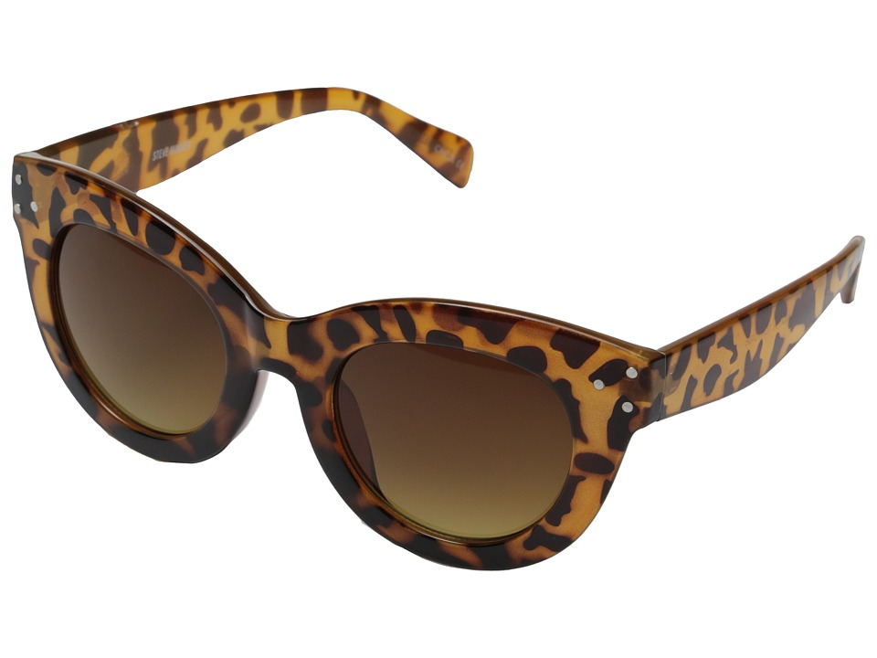 Steve Madden - Mia (Tortoise) Fashion Sunglasses