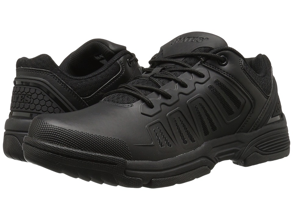 Bates Footwear - SRT-Special Response Tactial Low (Black) Men's Work Boots