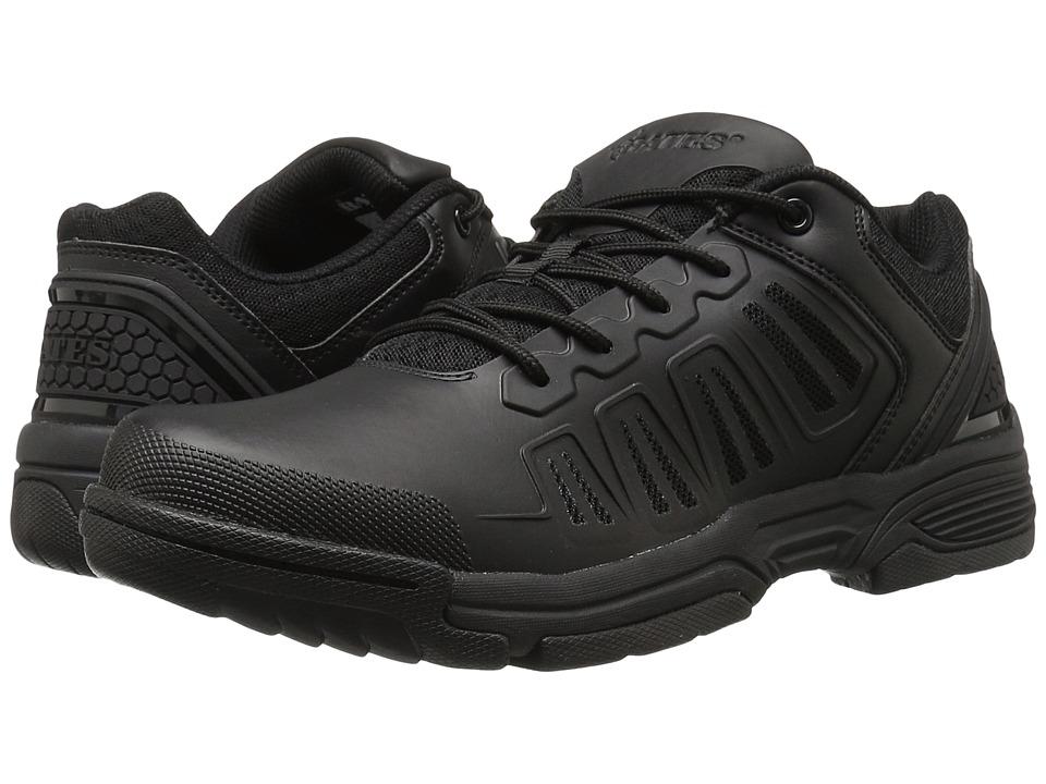 Bates Footwear - SRT-Special Response Tactial Low (Black) Men's Work Boots