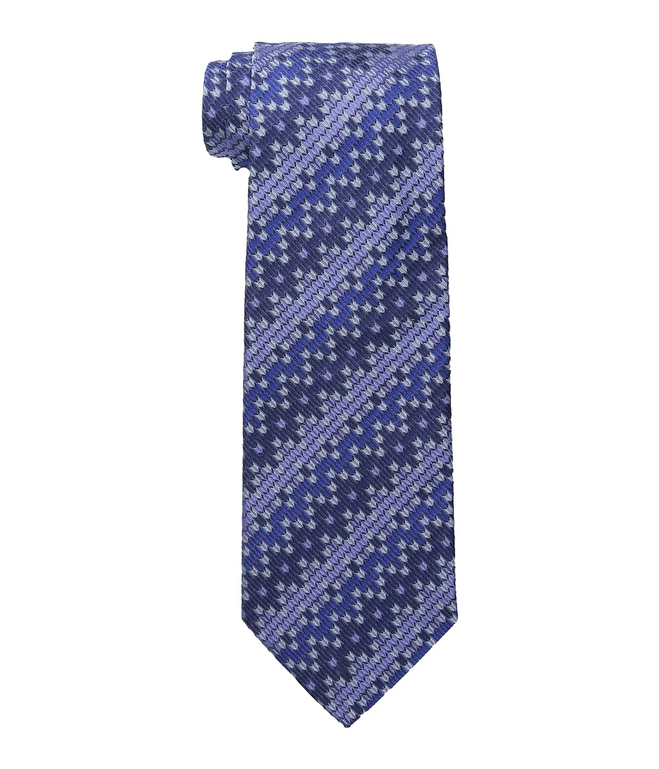 Missoni - CR8ASEU55040 (Blue) Ties