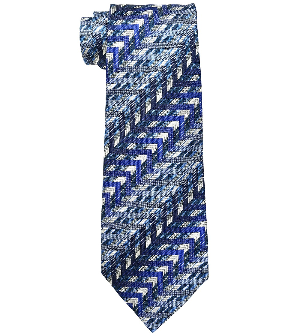 Missoni - CR8ASEU54940 (Blue) Ties