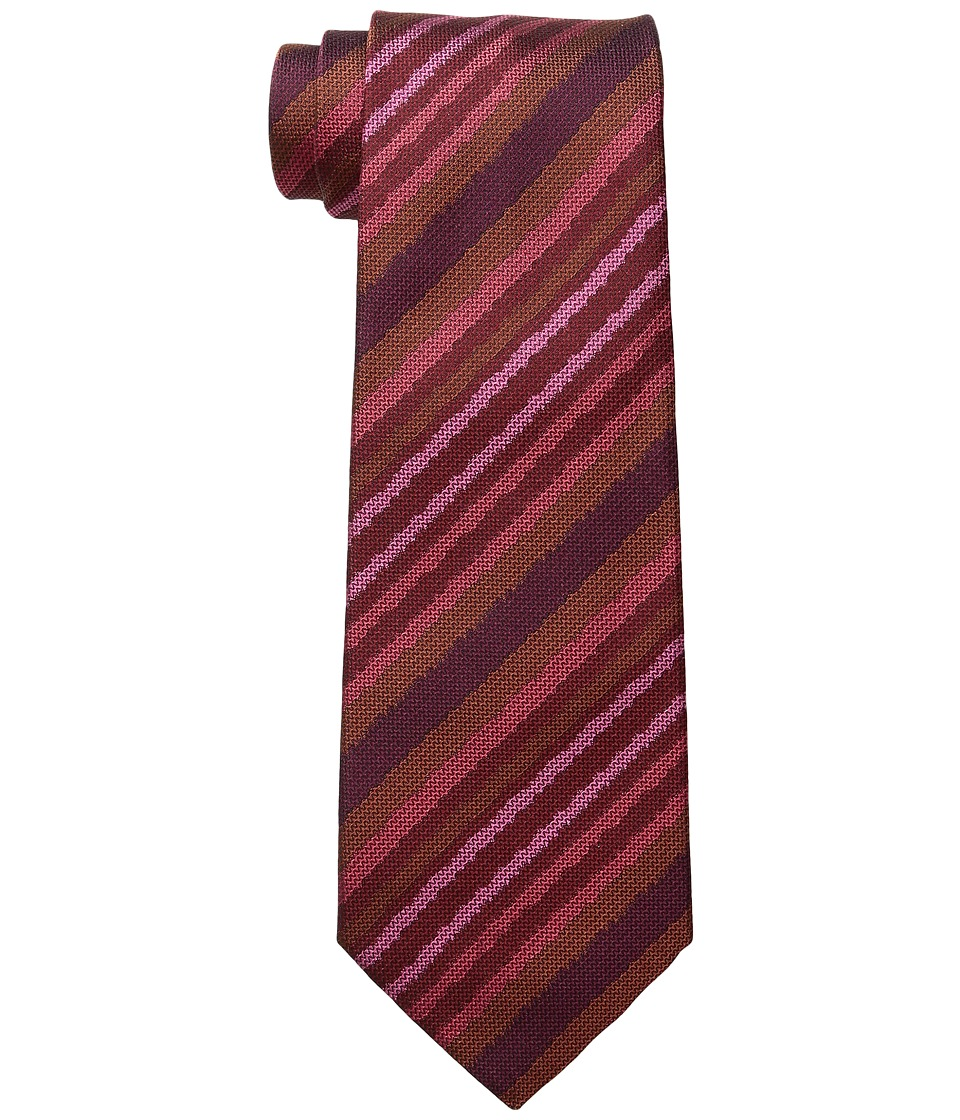 Missoni - CR8ASEU55020 (Red/Pink) Ties