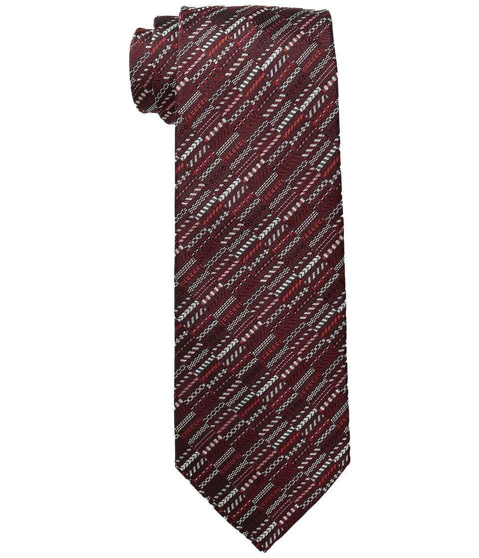Missoni - CR8ASEU55180001 (Burgundy) Ties