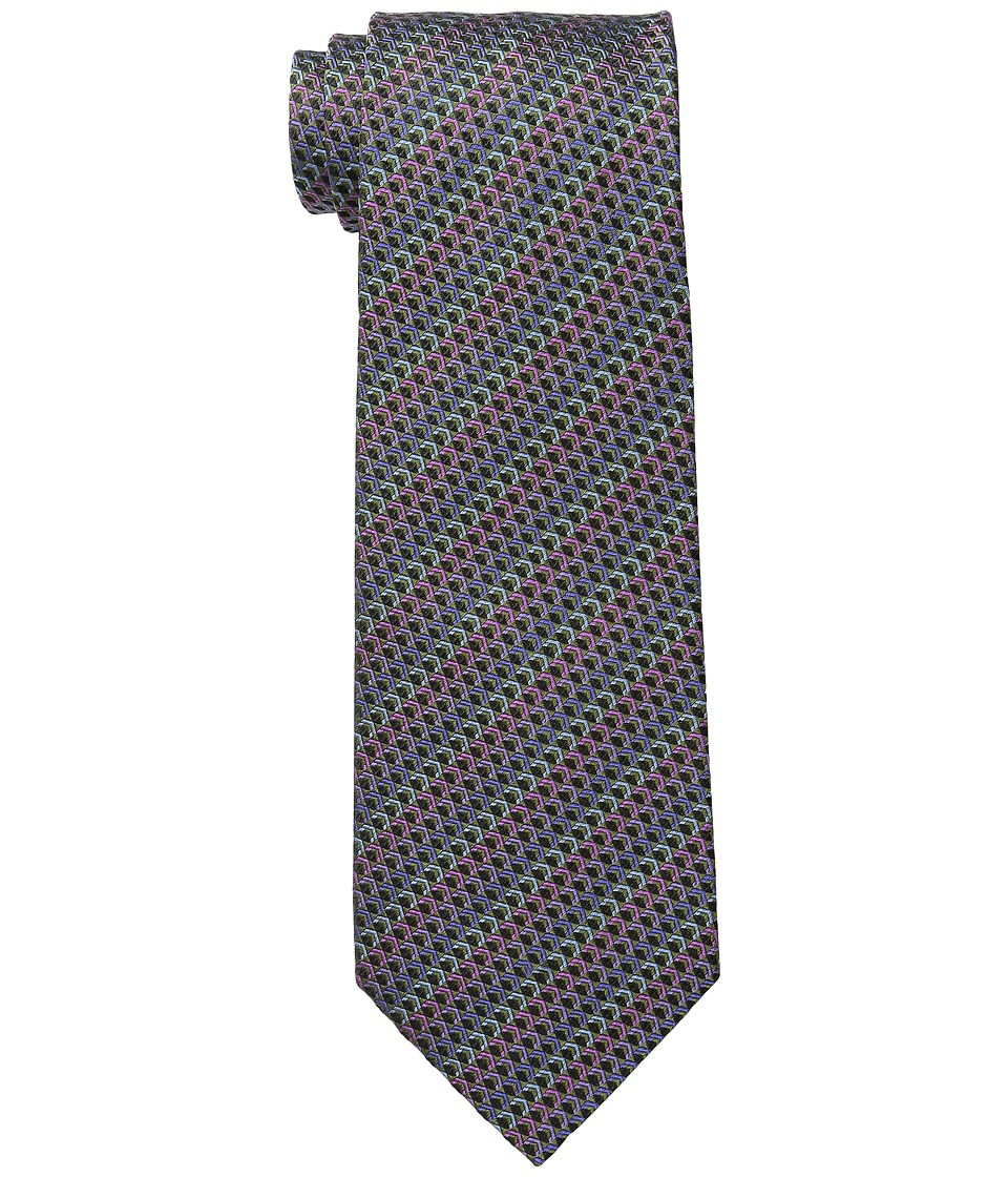 Missoni - CR8ASEU55050 (Purple/Blue) Ties