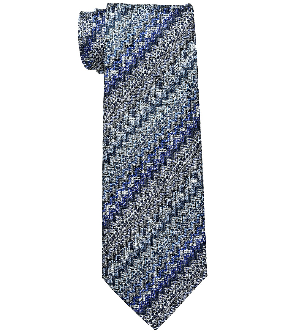 Missoni - CR8ASEU54960 (Blue) Ties