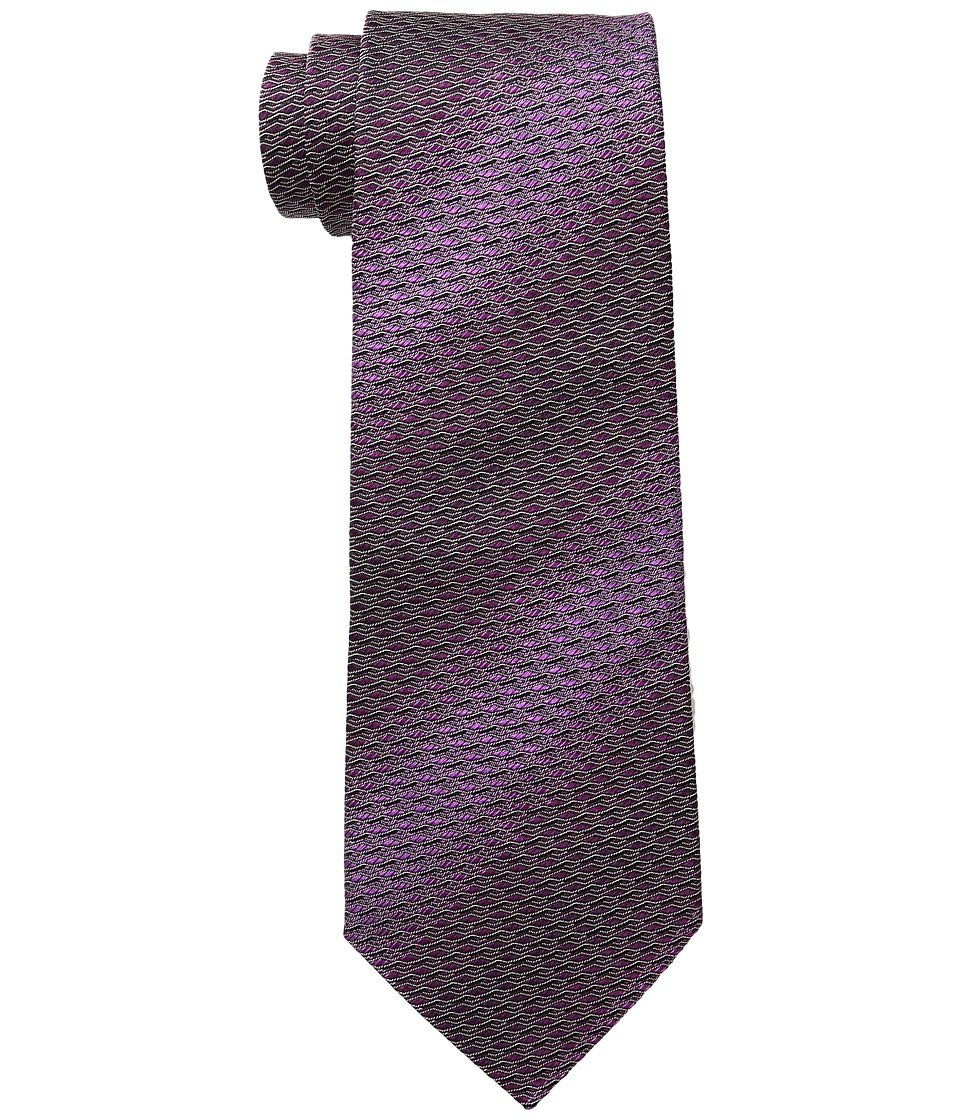 Missoni - CR8ASEU54880 (Purple) Ties