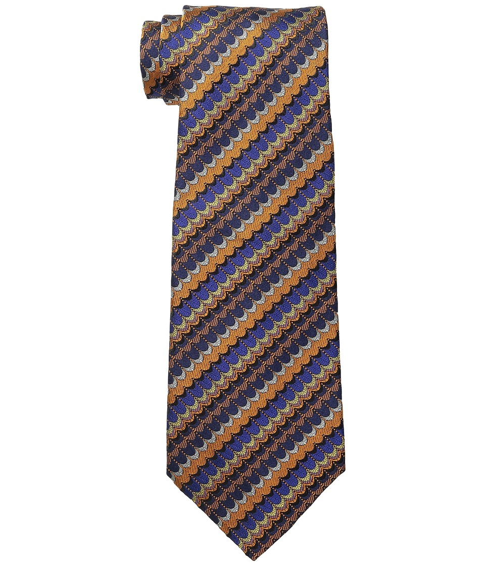 Missoni - CR8ASEU55030 (Mustard) Ties