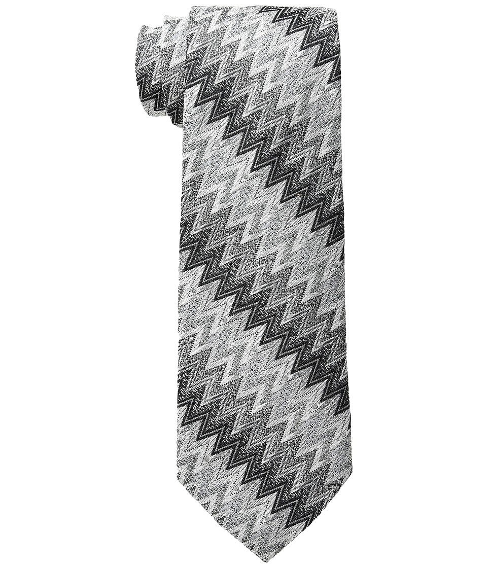 Missoni - CR8ASEU55190 (Grey) Ties