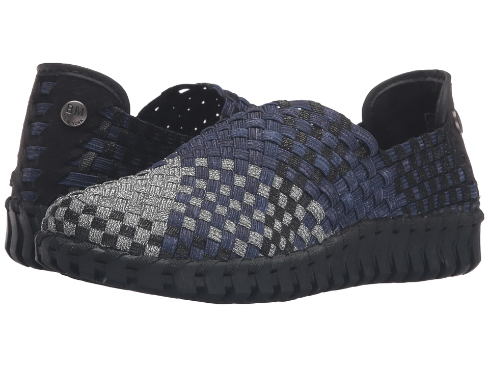 bernie mev. - Tread Candy (Jeans Combo) Women's Flat Shoes
