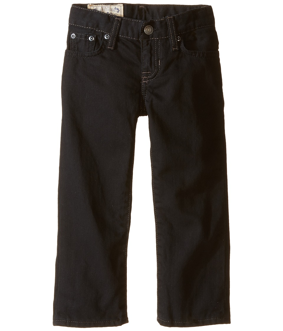 Polo Ralph Lauren Kids - Slim Fit Jeans (Toddler) (Baker Black Wash) Boy's Jeans