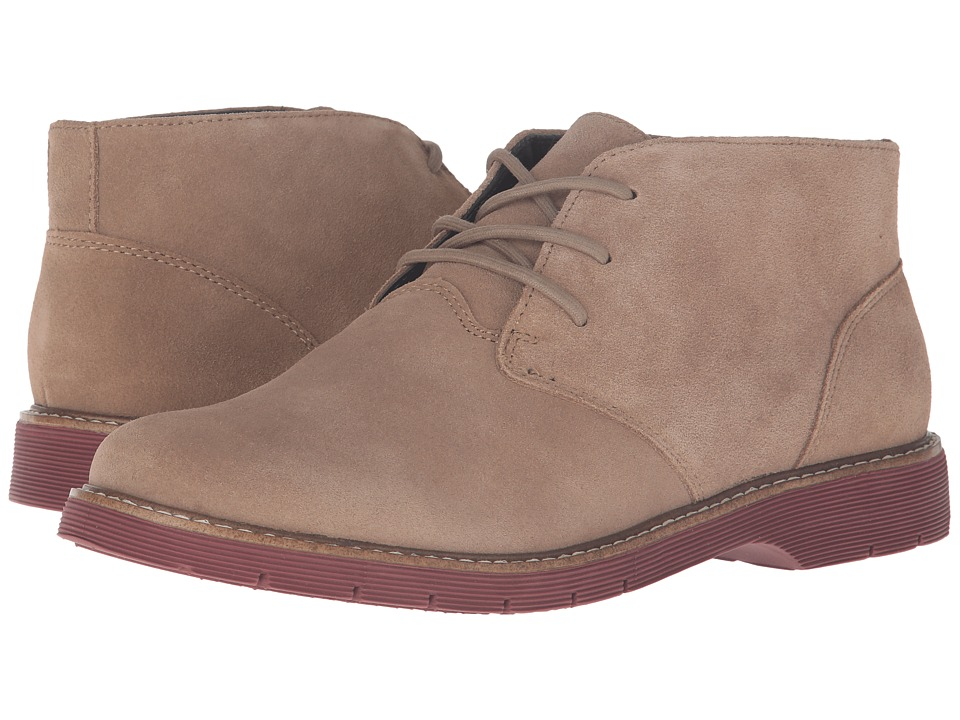 Dr. Scholl's - Rhys (Taupe Suede) Men's Shoes
