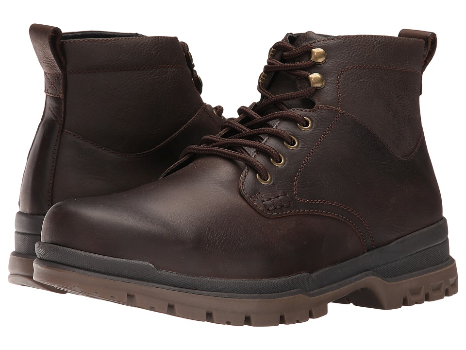 Dr. Scholl's - Bell (Brown Derby Leather) Men's Shoes