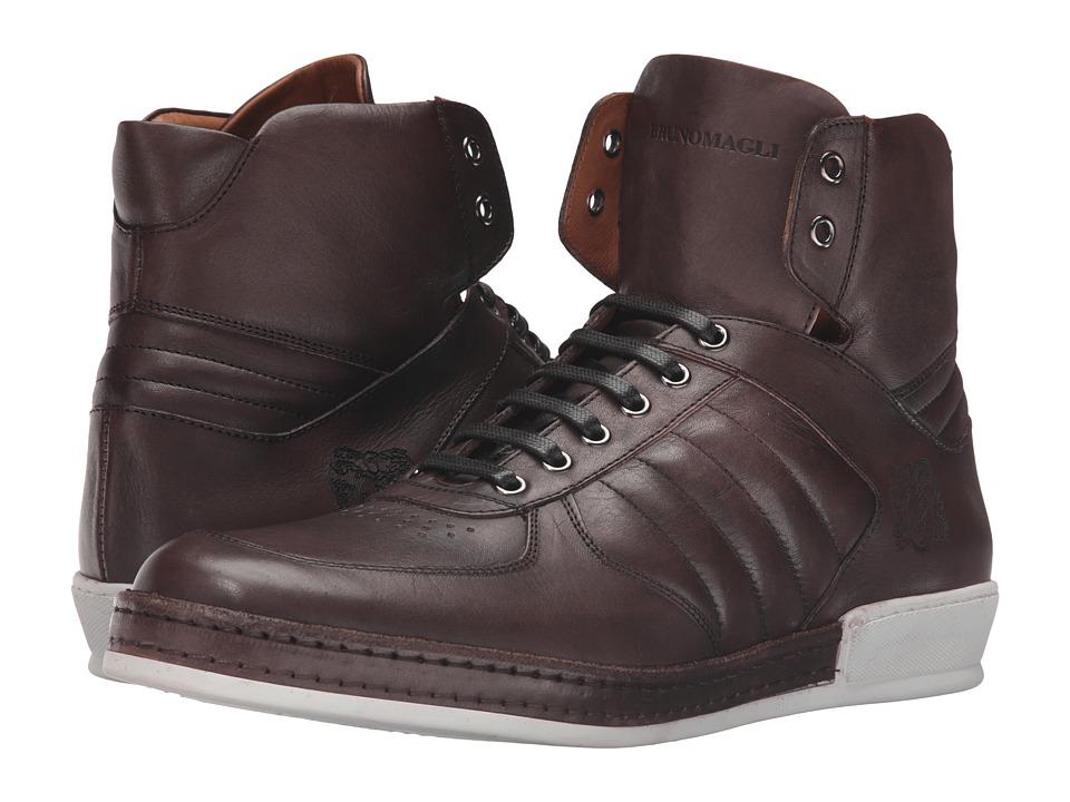 Bruno Magli - Siro (Dark Brown) Men's Shoes