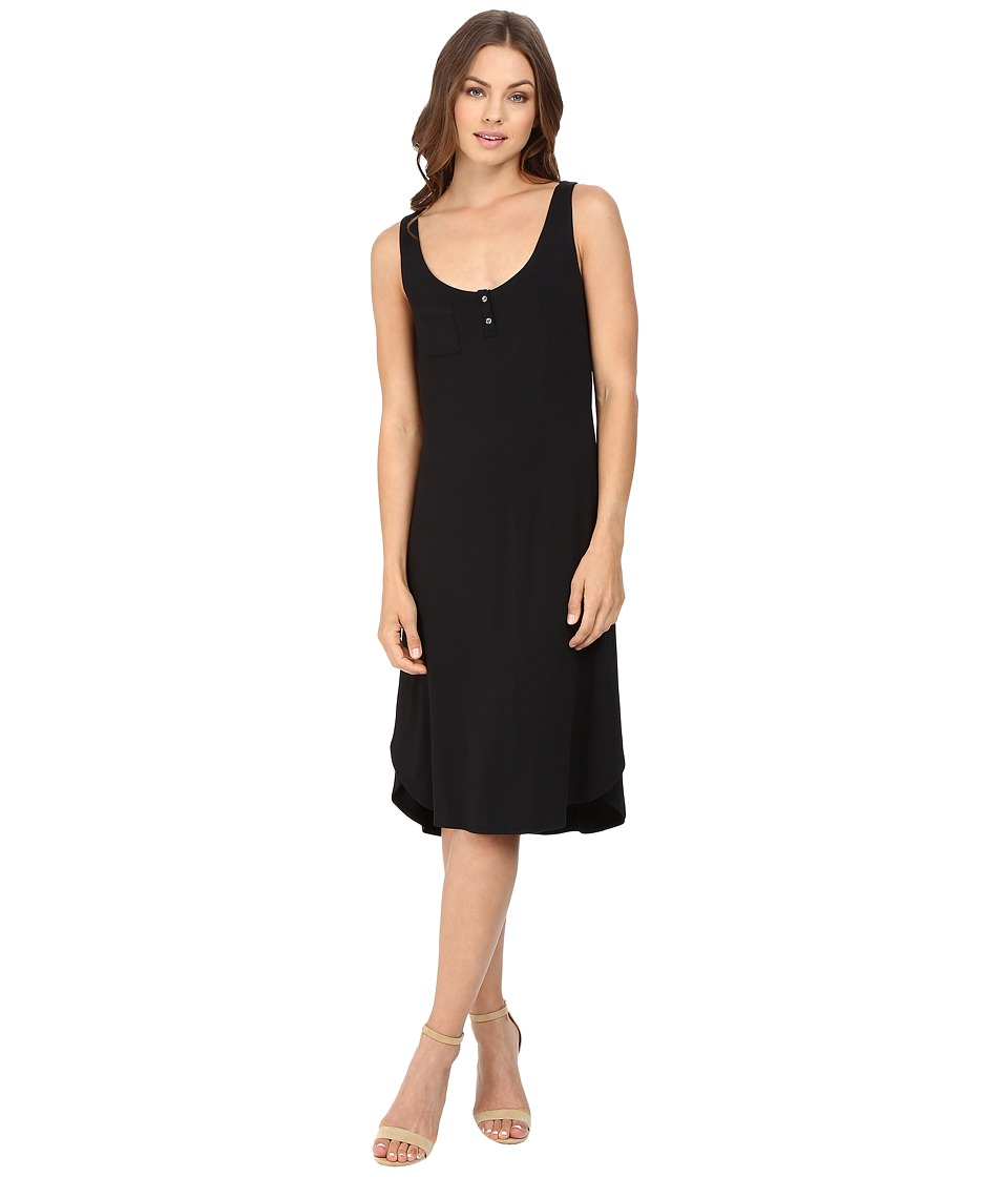 Tart - Agatha Midi Dress (Black) Women's Dress