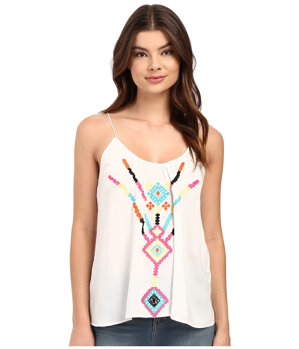 Tart - Olympia Top (Embroidered Diamonds) Women's Clothing
