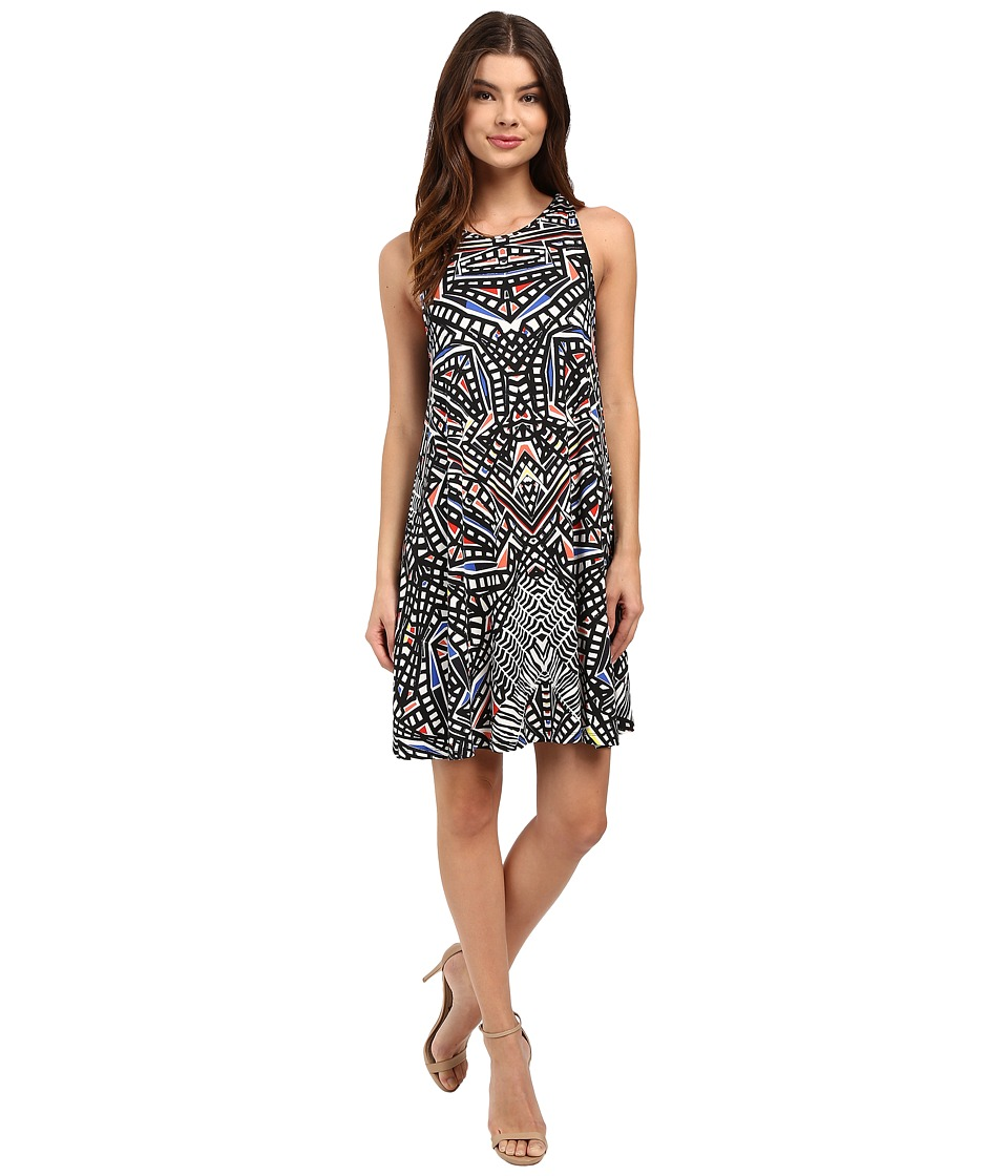 Tart - Isadora Dress (Ink Geometric) Women's Dress