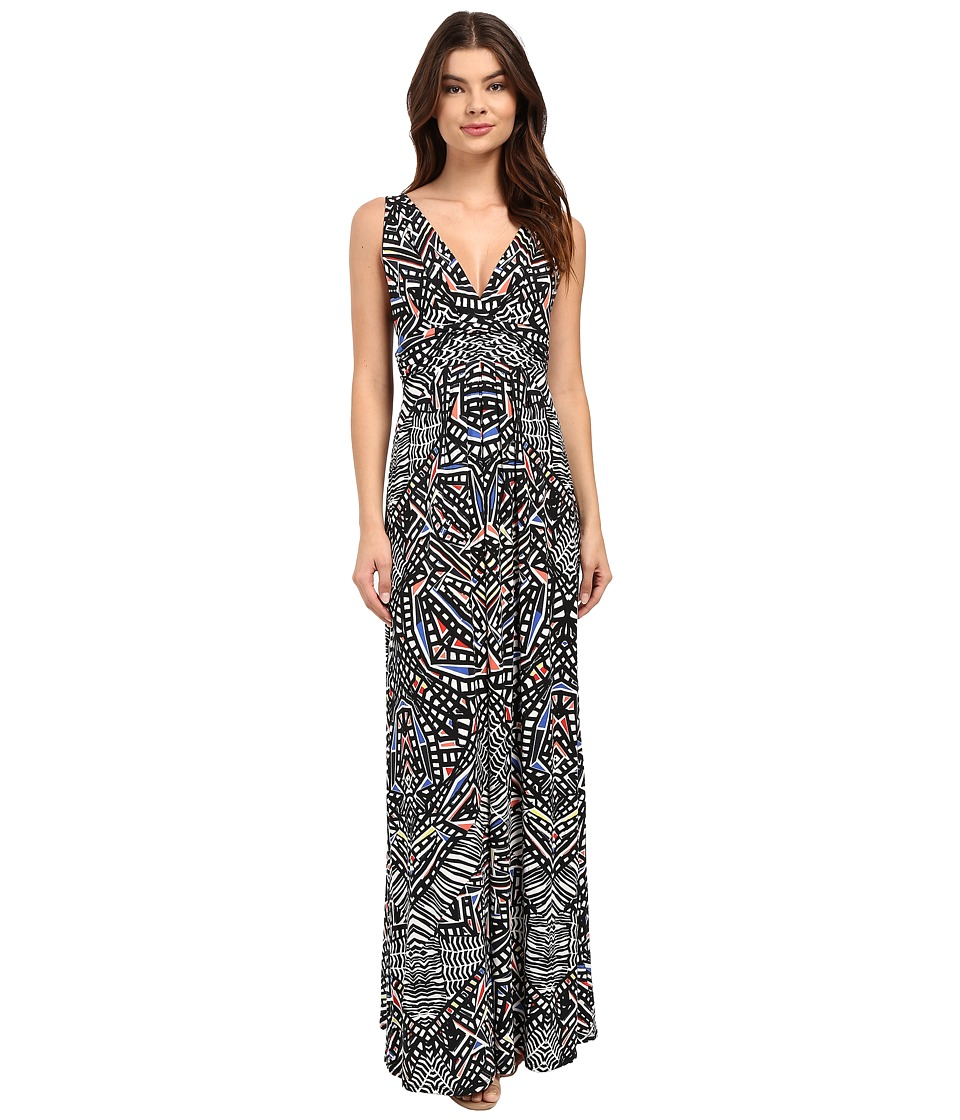Tart Adrianna Maxi (Ink Geometric) Women