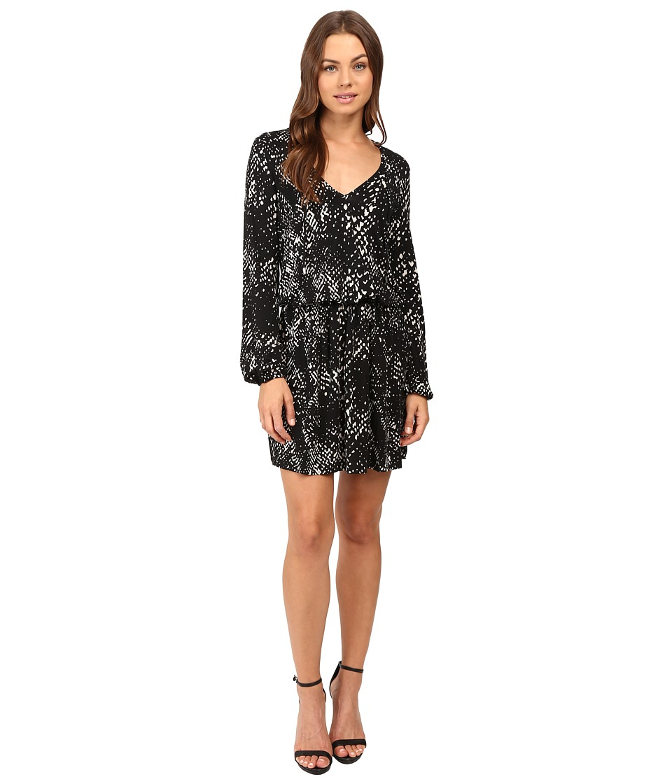 Tart Robby Dress (Abstract Python) Women