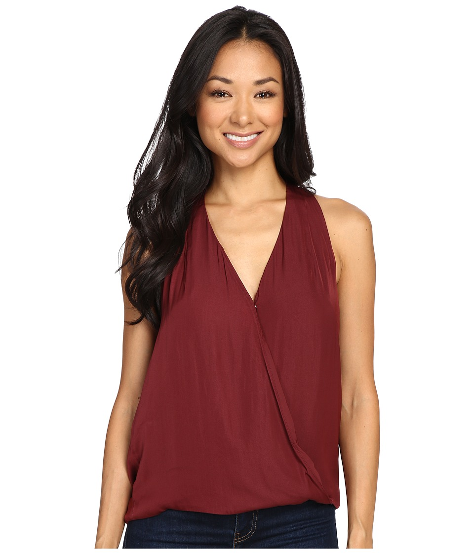 Tart - Carinna Top (Tawny Port) Women's Clothing