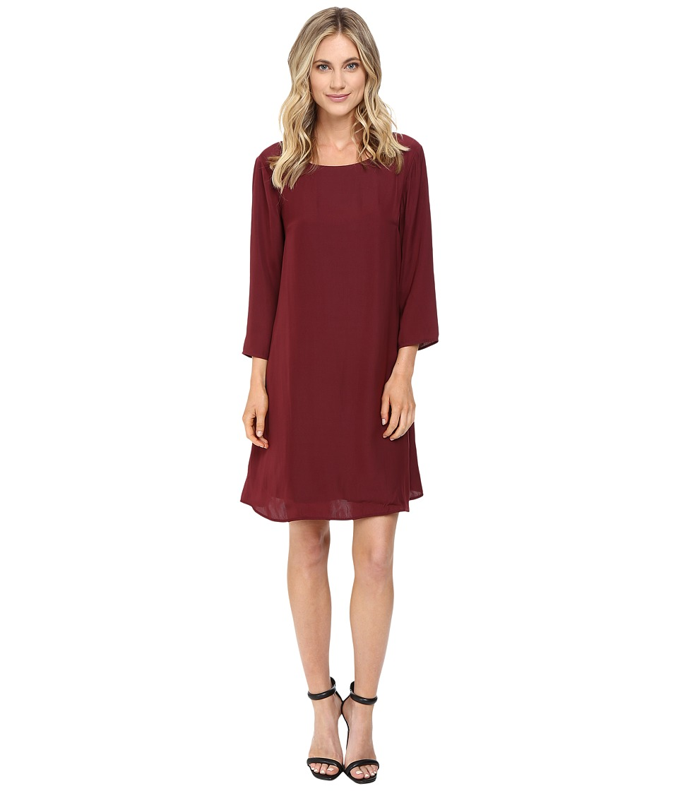 Tart Destinie Dress (Tawny Port) Women