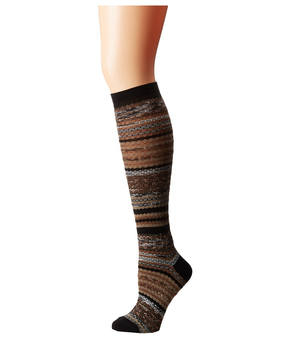 Missoni - GM00CMD57110 (Taupe) Women's Knee High Socks Shoes