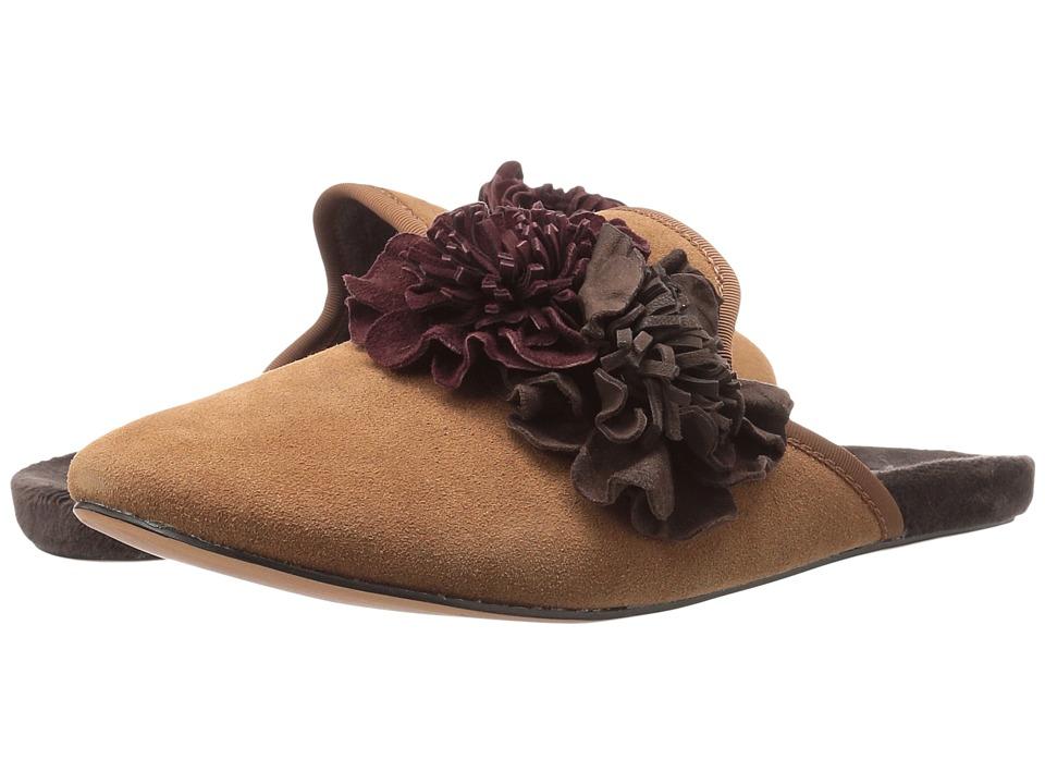 Daniel Green - Lilah (Chestnut) Women's Slippers