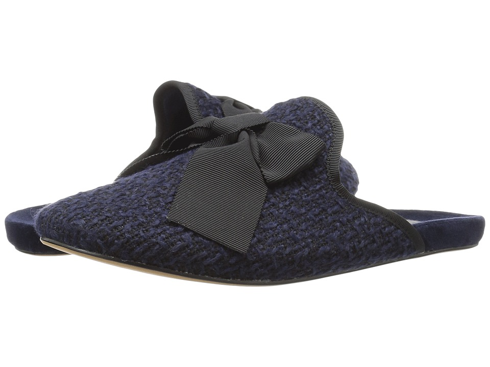 Daniel Green - Olive (Navy) Women's Slippers