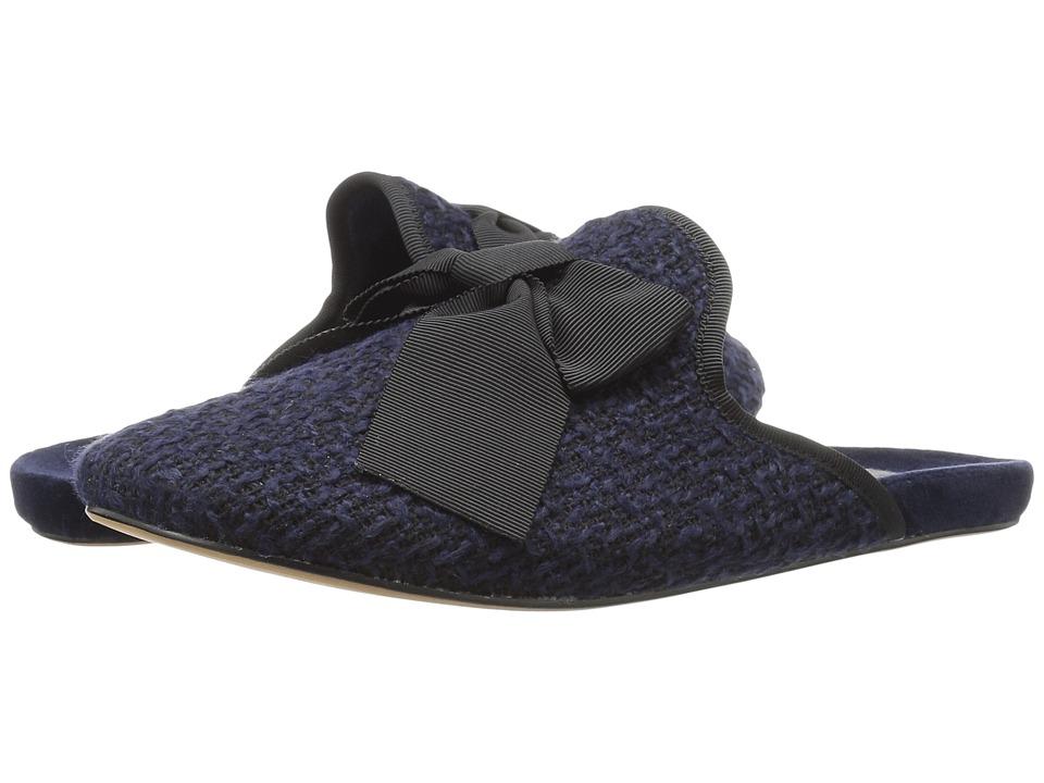 Daniel Green - Olive (Navy) Women's Slippers