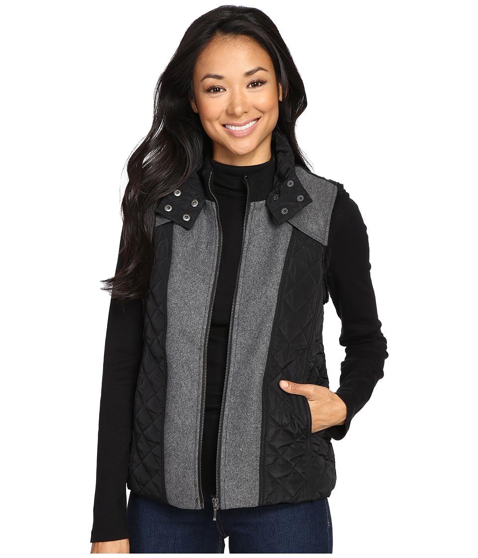 Tart - Donnah Vest (Black/Charcoal) Women's Vest