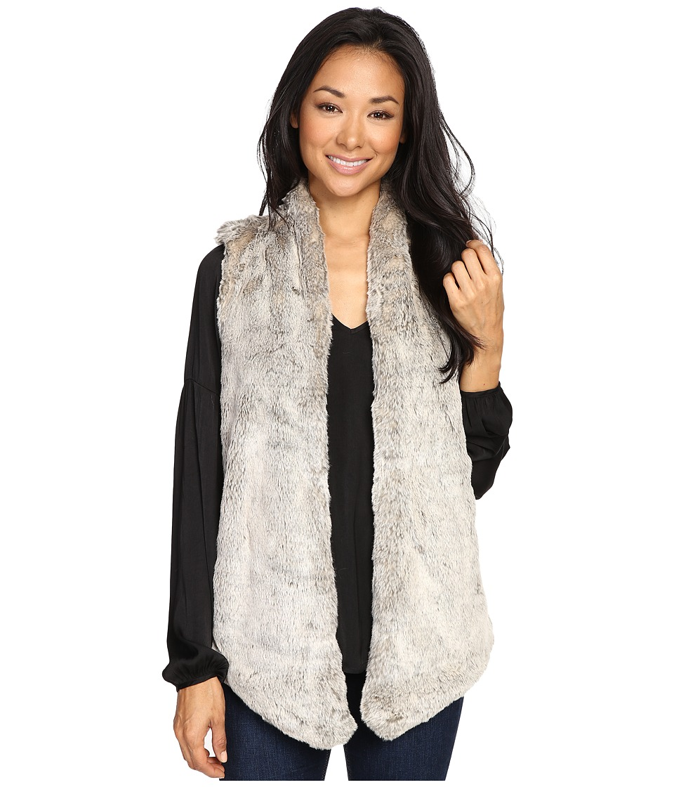 Tart Kya Vest (Grey Combo) Women